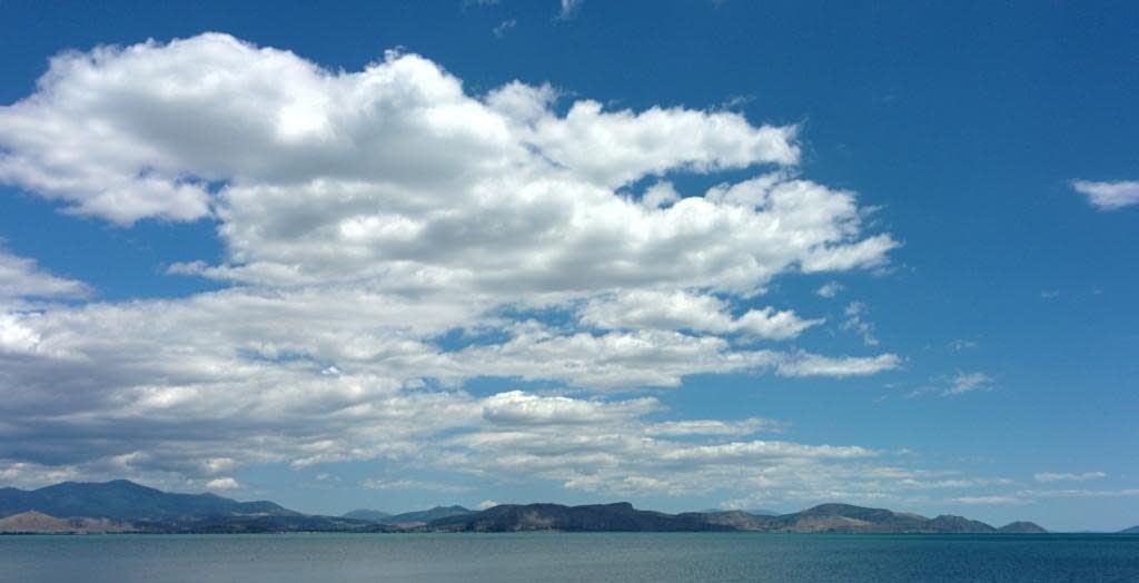 The Argolic Bay, from Myloi