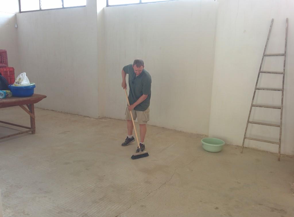 Scott sweeping
