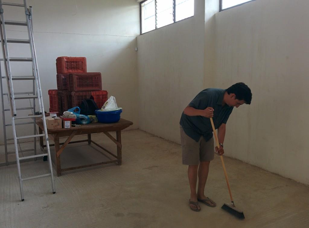 Dimitri sweeping