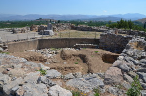 "The Early Bronze Age ""Round Building"" at Tiryns"